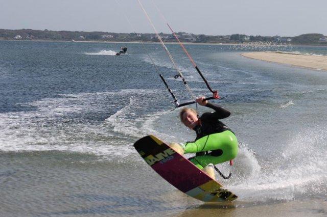 Xander Raith Ripping at Bass Point