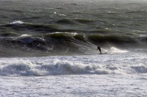 Madequecham on West with a decent Swell