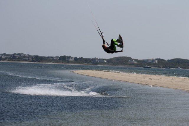 Xander Raith Throws Down at Bass Point
